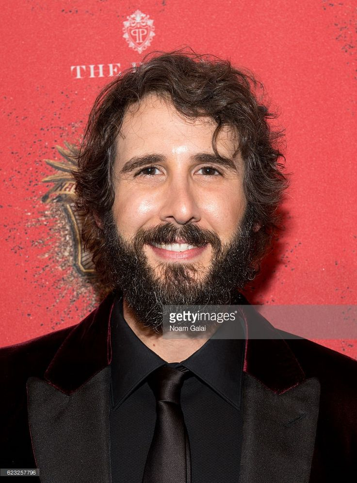 Singer Josh Groban attends the after party for the 'Natasha, Pierre & The Great Comet Of 1812' opening night on Broadway at The Plaza Hotel on November 14, 2016 in New York City.