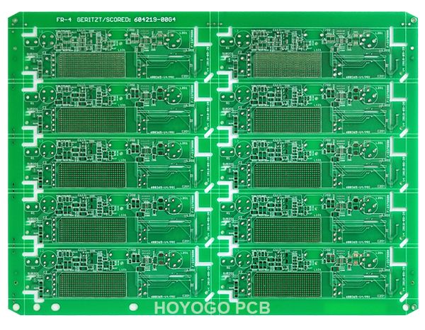 Layer : 2L Base Material : FR4 Board Thickness : 1 1mm Final Copper