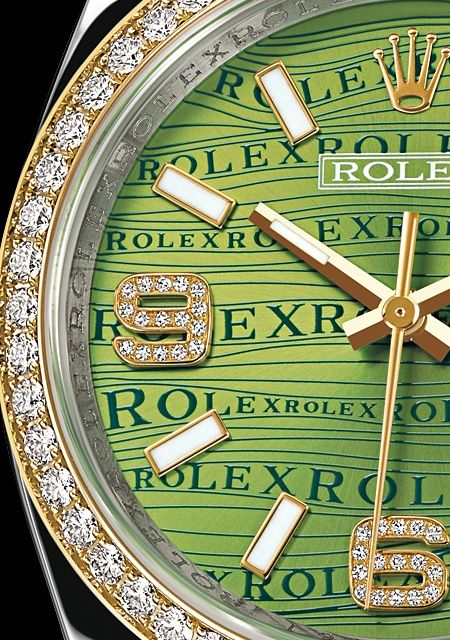 ♛ Rolex diamonds ♛