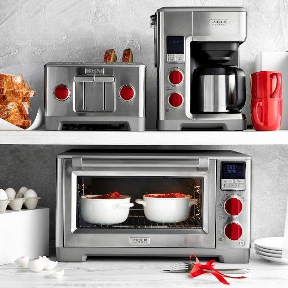 Wolf Gourmet Countertop Oven Elite In 2020 Wolf Kitchen