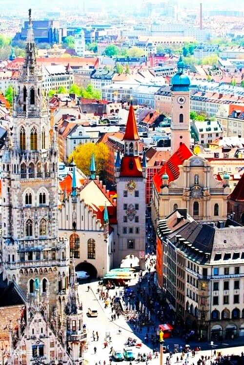 Munich, Germany :)