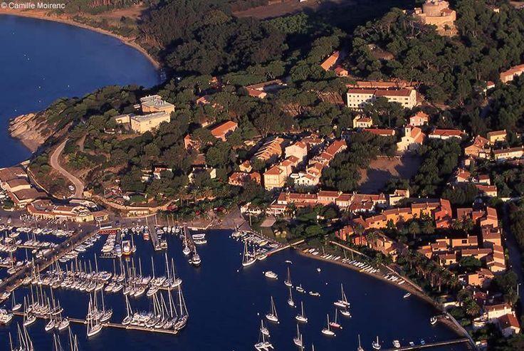 L'Ile de Porquerolles dans les îles d'Or | Avignon et Provence