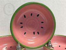 NEW*Fiestaware*Fiesta Ware* Watermelon BOWL*Betty Crocker Promotion*16304G