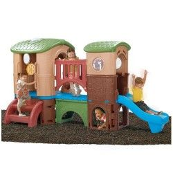 outdoor playsets for toddlers u2013 step2 clubhouse climber itu0027s time to get the backyard ready - Backyard Playground Equipment