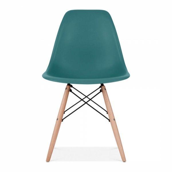 10 meilleures id es propos de chaise eiffel sur for Chaise eames bleu paon