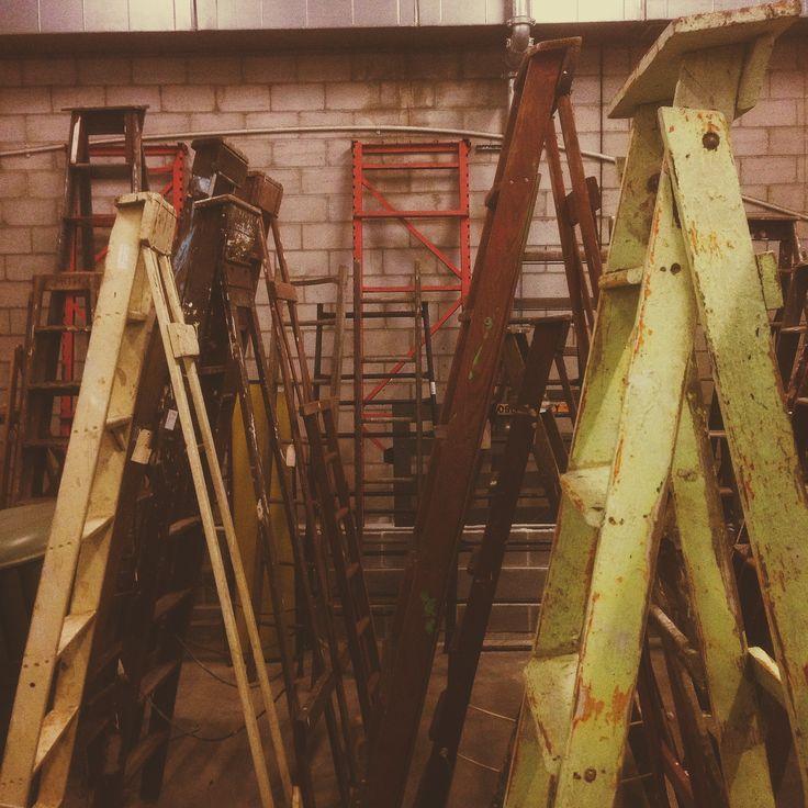 Ladder Laneway