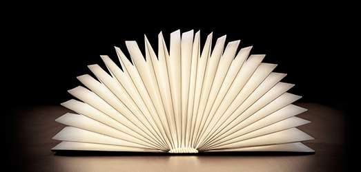 Light Book Delectable 62 Best Bookish Lights Images On Pinterest  Lamps Lights And Book Lamp Inspiration Design