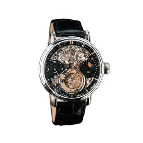 POLJOT Mechanical Watches Poljot International is a leader of inimitable and post-modern design, these well-designed watches have been carefully assembled in Germany to exacting standards. Whichever you choose, it's sure to be historically inspired and absolutely stunning.Tourbillon Skeleton Mechanical // 3360.T0B