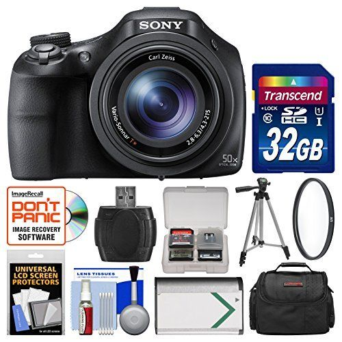 Sony Cyber-Shot DSC-HX400V Wi-Fi Digital Camera with 32GB Card + Case + Battery + Tripod + Filter + Kit review - https://www.bestseller.ws/blog/camera-and-photo/sony-cyber-shot-dsc-hx400v-wi-fi-digital-camera-with-32gb-card-case-battery-tripod-filter-kit-review/