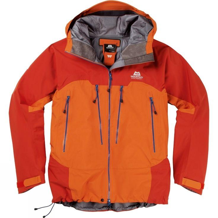 Mountain Equipment Changabang Gore-Tex Pro Jacket #Winter #Mountaineering
