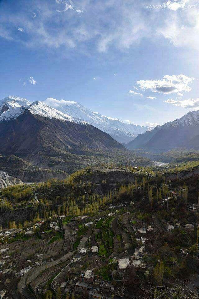 Hunza Valley Gilgit Pakistan