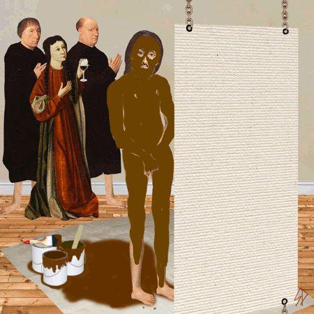 10 GIFs de pinturas renacentistas haciendo cosas ridículas | VICE | México