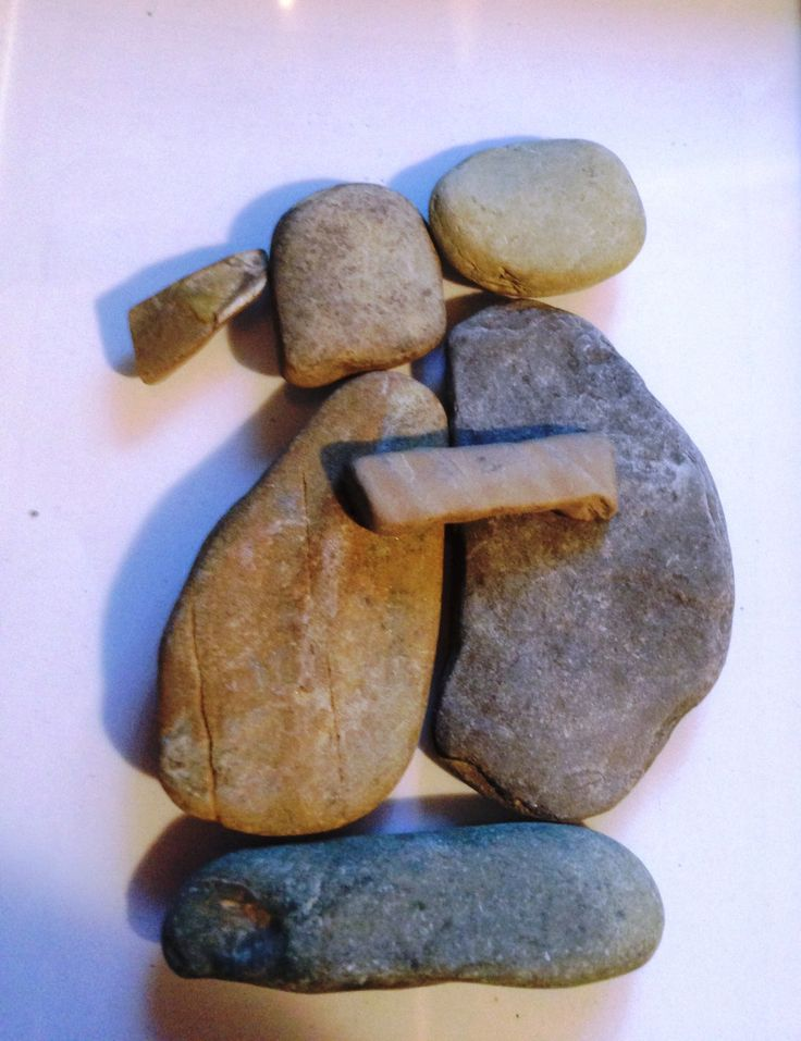 17 best images about diy rock projects on pinterest for Crafts made from rocks