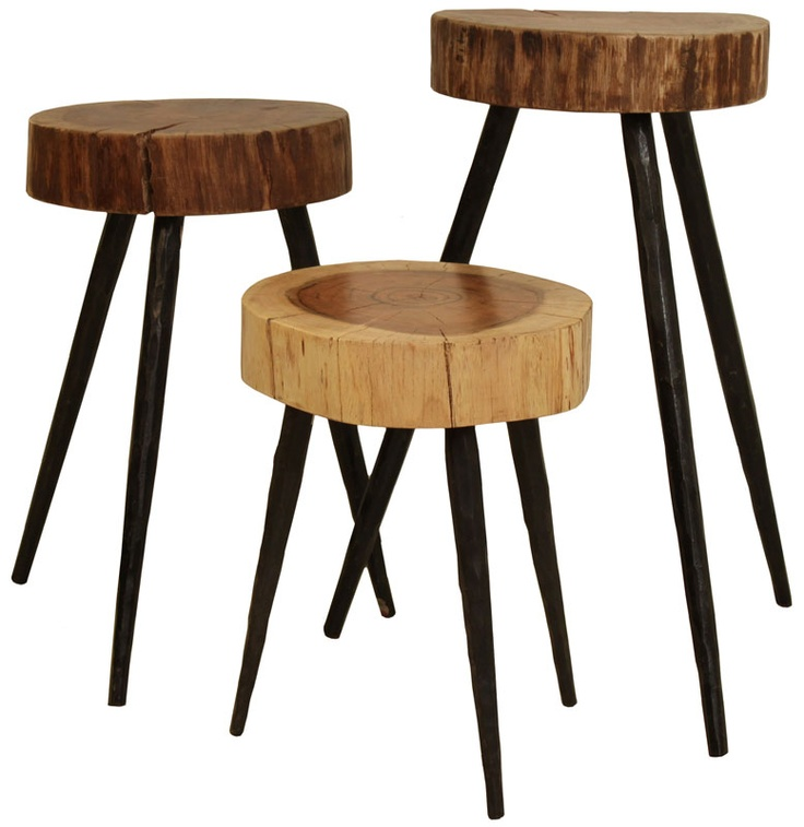 cobble hill terra stools
