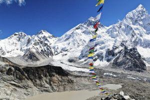 Das Besteigen des Mount Everests, dem höchsten Berg der Erde, ist ein Lebenstraum vieler Bergsteiger und Abenteurer.