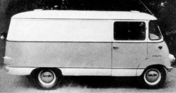 Nysa 503 (prototyp)