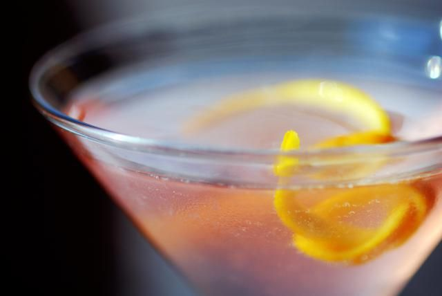 If you love a good cosmo, you'll enjoy this recipe for a Passion Cocktail, a cranberry and tequila mixed drink that is similar to a Cosmopolitan.