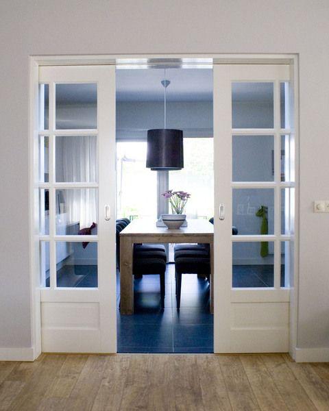 Verhaegh Bouwbedrijf - Referenties - Verbouwing woonkamer en aanbouw keuken