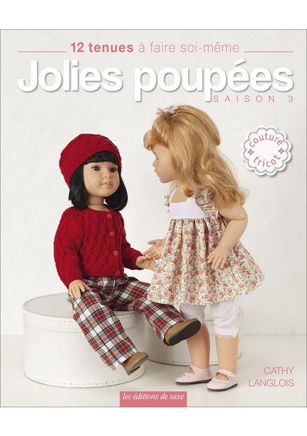 Jolies poupées - Saison 3 - Cathy Langlois - Editions de Saxe - Editions de Saxe