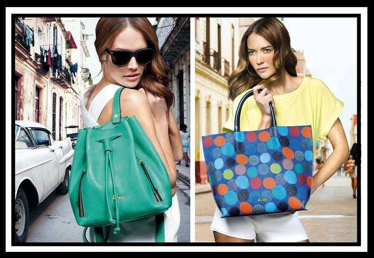 Γυναικείες τσάντες KEM Άνοιξη - Καλοκαίρι 2015! | ediva.gr KEM Handbags Spring - Summer 2015!