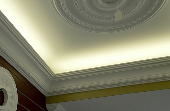 Ceiling Tray Lighting: 17 Best Images About Tray Ceiling Lighting On Pinterest