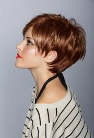 Miraculous 17 Images About Haircuts On Pinterest Very Short Hair For Hairstyle Inspiration Daily Dogsangcom