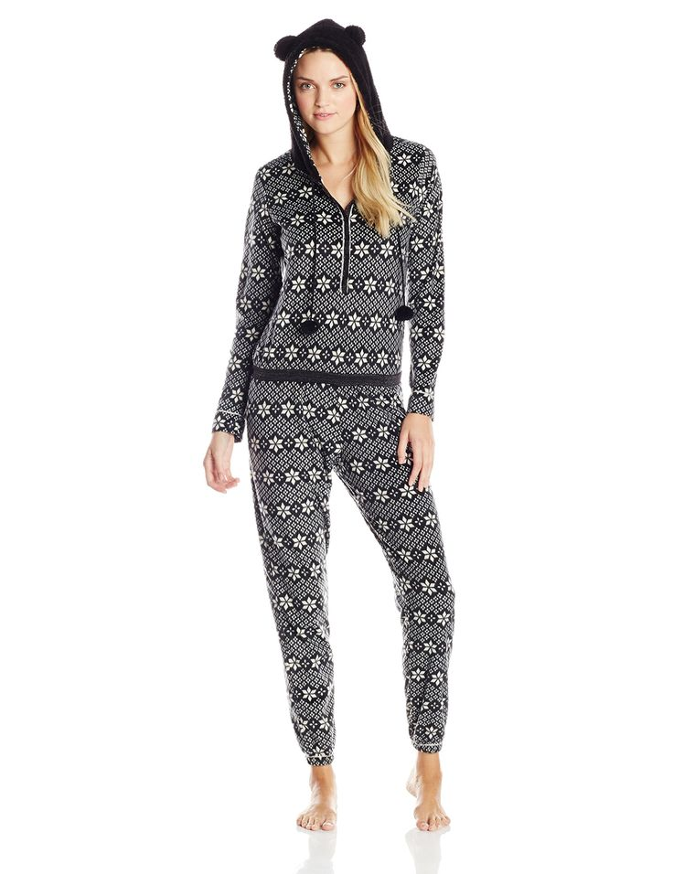 47ca59bfe Women s Footed onesie Pajamas
