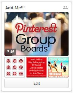 Pinners, Click to learn all about the advantages of joining or creating community boards on Pinterest. Find out how to find the best ones for your interest, how to join them, how to contribute to them and how to build your repins, likes, comments and followers.