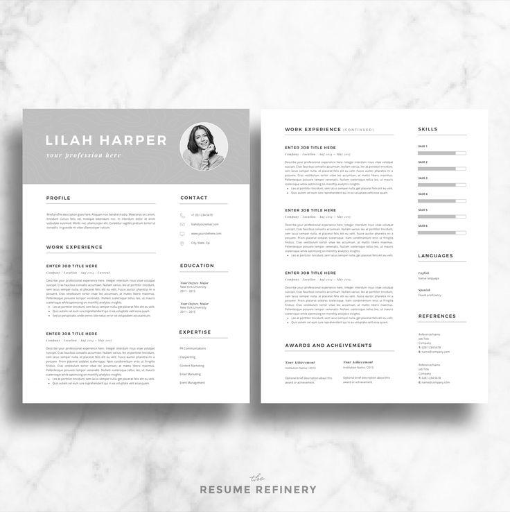 25  unique cover letter design ideas on pinterest