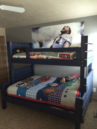 25 Best Bodacious Bunk Beds Images On Pinterest Bunk