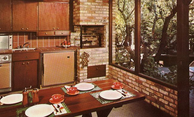 1960s Kitchens decorating a 1960s kitchen - 21 photos with even more ideas from