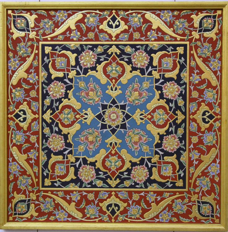Kalem İşi...Traditional Turkish Handicrafts