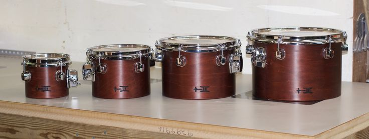 https://flic.kr/s/aHskteihAX | Concerts in Motor City | Wouldn't it just be fun to add some concert toms to your 6-pc drumset? 5x6, 6x8, 7x10, 8x12; plied maple; satin wax.  To see more pix, and search our entire TreeHouse archive for your favorite specs, visit our photo gallery:http://www.flickr.com/photos/treehousedrums/collections/