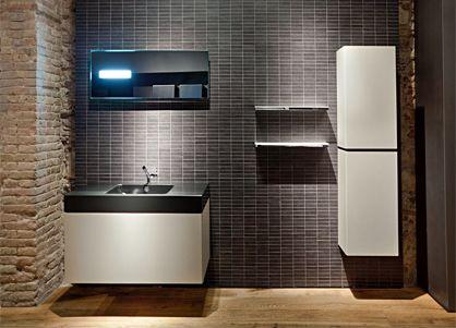 Vit tech lavabo y mueble para ba o lavabos de resina - Lavabos de resina ...