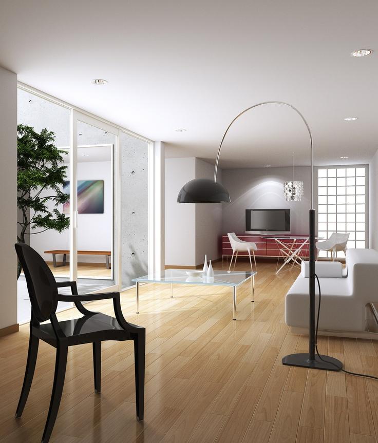 11 best 3d innenarchitektur konkurenz images on pinterest, Innenarchitektur ideen