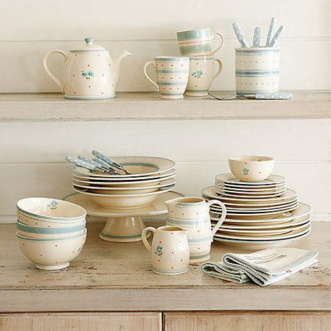 Buy John Lewis Polly's Pantry Tableware Online at johnlewis.com