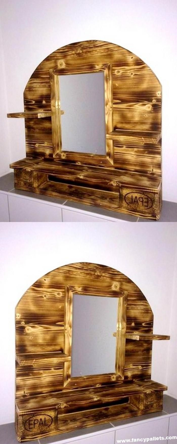 40+DIY Shipping Pallet Furniture Plans With Step By Step ...