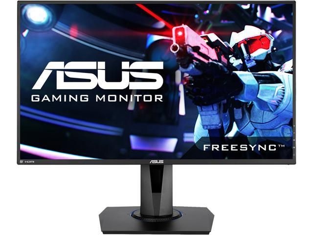 Asus Vg275q Black 27 Full Hd 75hz 1ms Gaming Monitor Newegg Com In 2020 Monitor Asus Eye Care