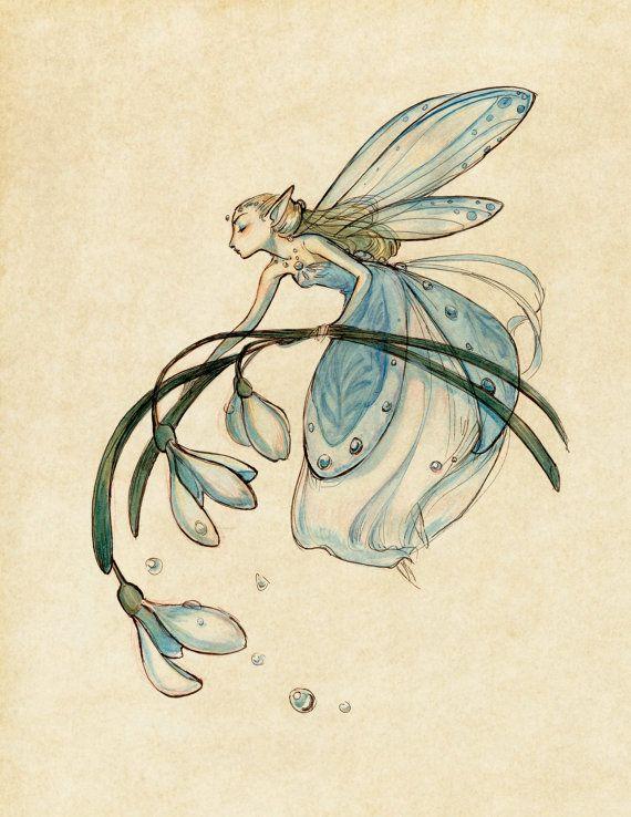 Midsummer Fairies.