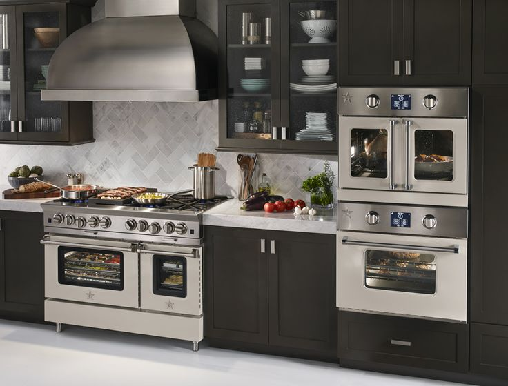 How Would You Set Up Your Kitchen With A BlueStar Electric Wall Oven?