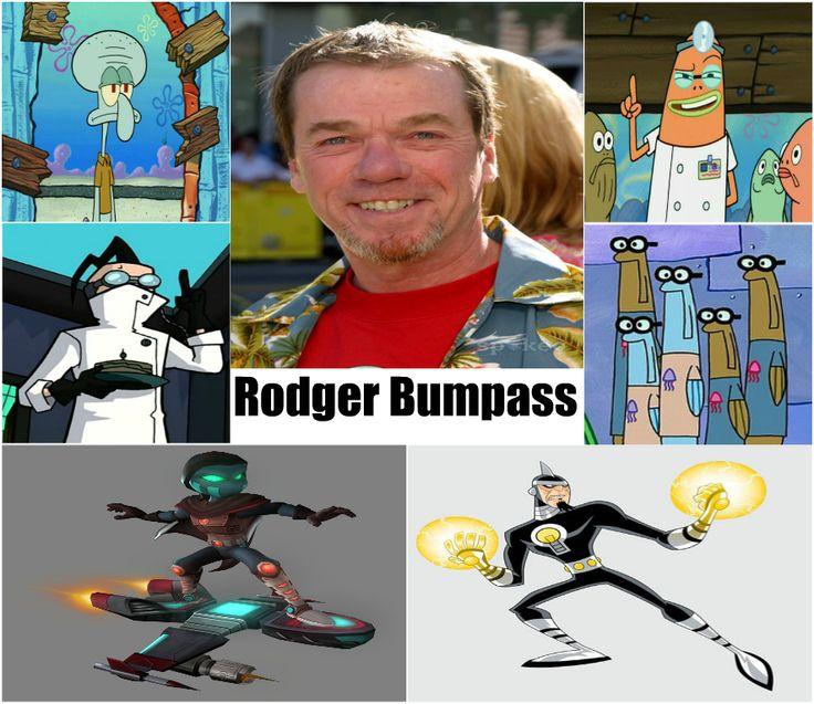 45. Rodger Bumpass by ThaRandomAnchiornis1.deviantart.com on @DeviantArt