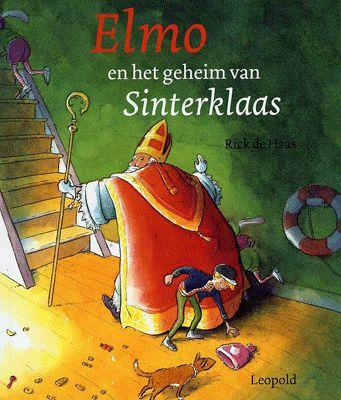 Digitaal prentenboek: Elmo en het geheim van Sinterklaas