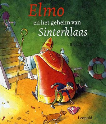 Digitaal prentenboek: Elmo en het geheim van Sinterklaas Reserveer: http://www.theek5.nl/iguana/?sUrl=search#RecordId=2.212342