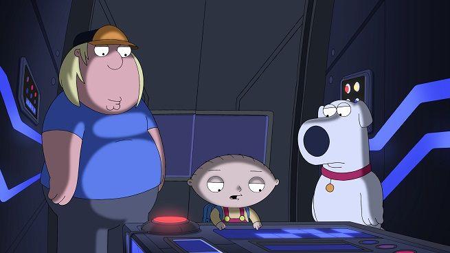 Family Guy S13E07 stream - Stewie, Chris, & Brian's ...  Family Guy S13E...