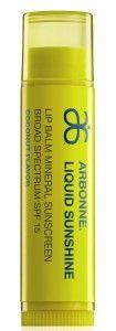 ARBONNE Pomadka do ust o szerokim zakresie ochrony SPF 15
