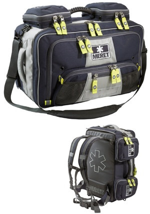 MERET BAGS - Basic Life Support (BLS) and Advance Life Support (ALS) bags & accessories - potential o2 bag? if i could carry 2 c tanks in it...