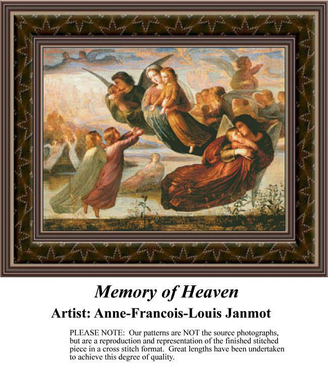 Images about religious themed cross stitch patterns