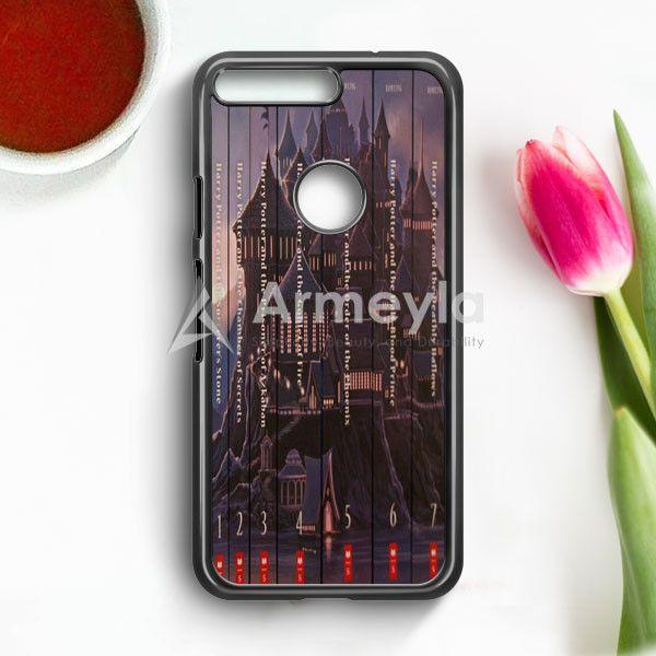 Harry Potter Book Collection Google Pixel Case | armeyla.com