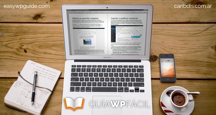 Guía WP Fácil actualizada para WordPress 4.3