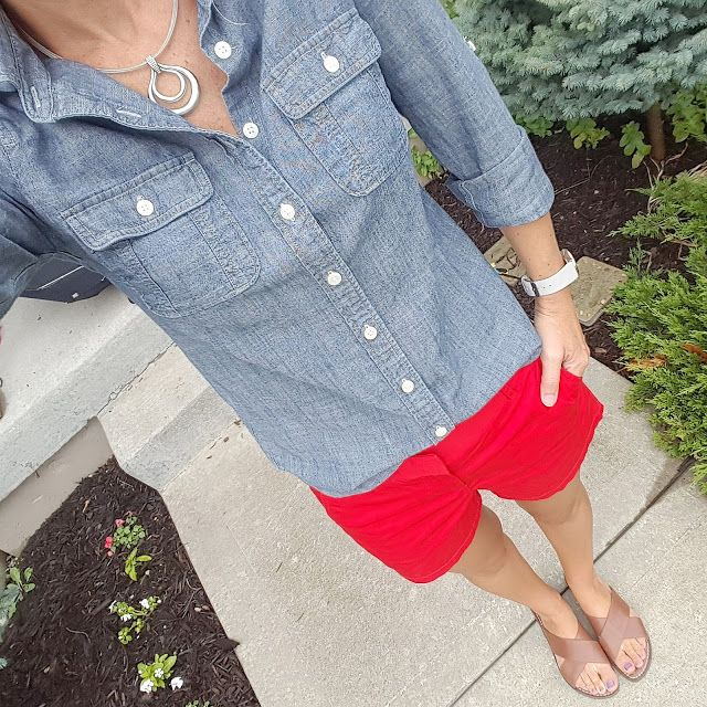 Wear It For Less: What I Wore: J. Crew Factory